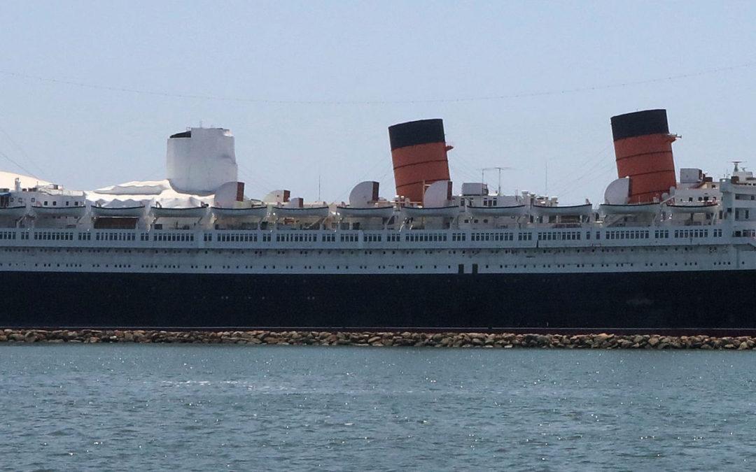 Preserving an icon: The Queen Mary