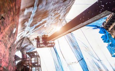 Hempel's flagship hull coating Hempaguard X7 reaches milestone