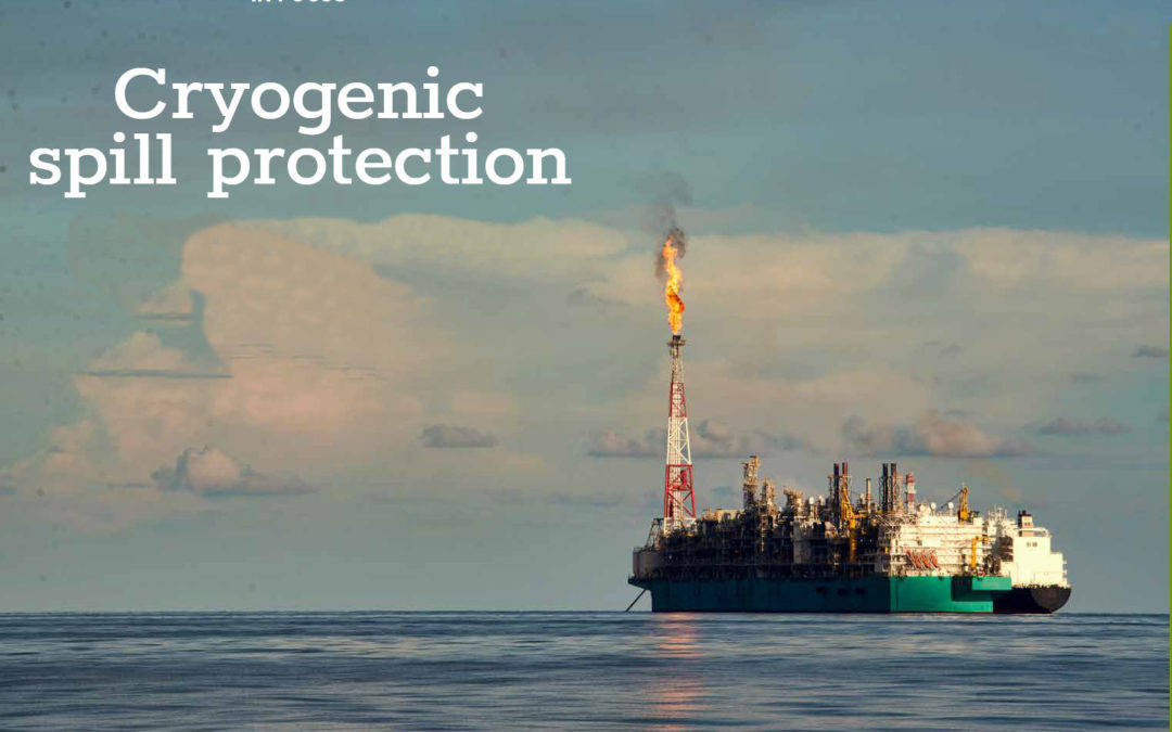 Cryogenic spill protection