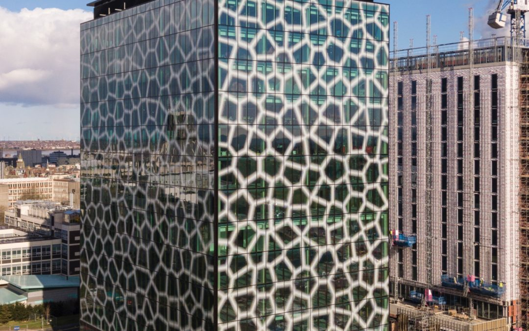 Improving air quality in a landmark Liverpool building