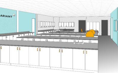 Clariant's new collaborative innovation centre