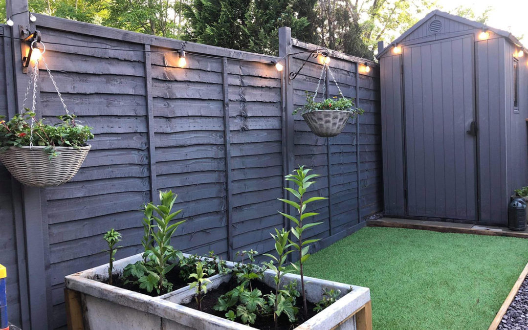 HMG Paints launches new fence and shed paint colours